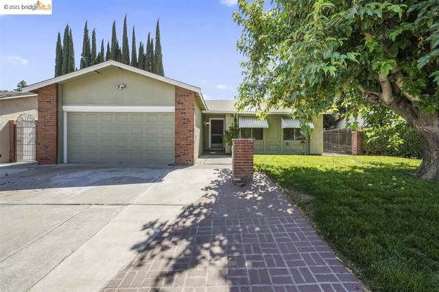 2200 Chester Dr, Tracy, CA 95376 (#EB40961207) :: The Realty Society