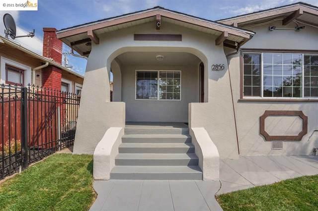 2856 Atwell Ave, Oakland, CA 94601 (#EB40961210) :: Intero Real Estate