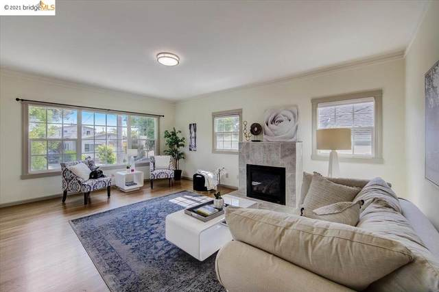 1435 Parker St, Berkeley, CA 94702 (#EB40961230) :: The Gilmartin Group