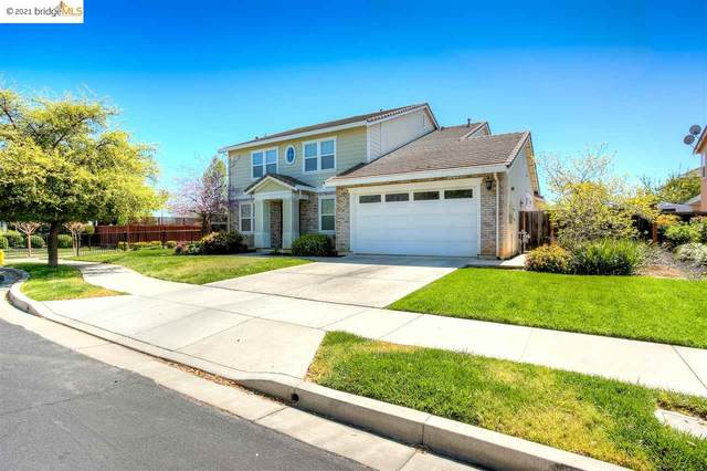 2297 Vision Lane, Brentwood, CA 94513 (#EB40961243) :: The Gilmartin Group
