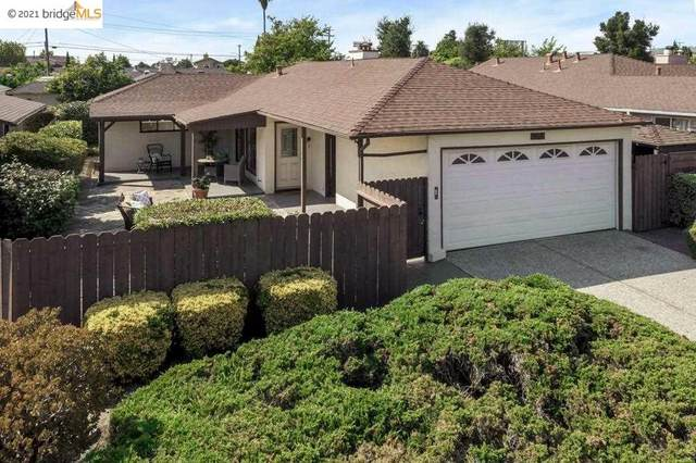 1205 Georgetown Ave., San Leandro, CA 94579 (#EB40961245) :: The Realty Society