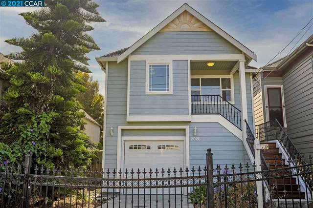 2026 Myrtle Street, Oakland, CA 94607 (#CC40961254) :: The Realty Society