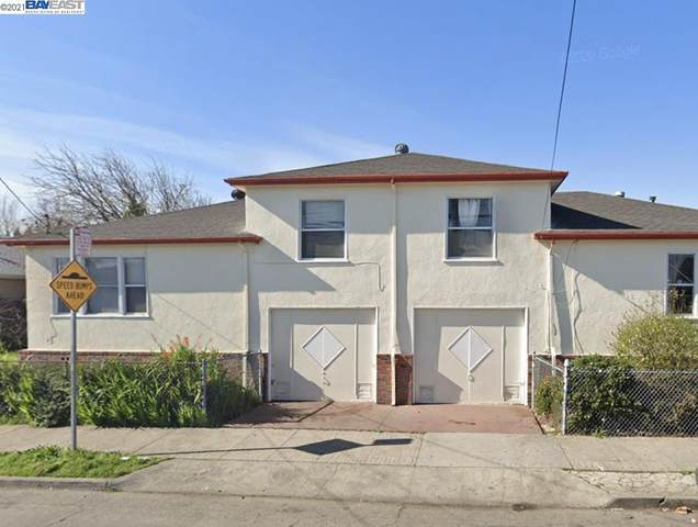 1442 92Nd Ave, Oakland, CA 94603 (#BE40961257) :: The Gilmartin Group