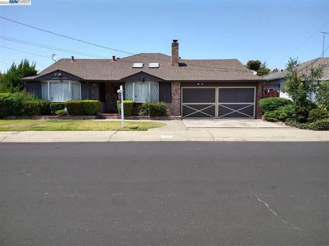 95 Via Hermosa, San Lorenzo, CA 94580 (#BE40961286) :: Paymon Real Estate Group