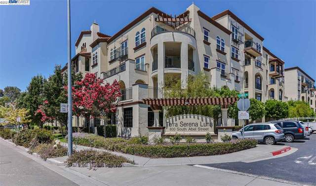 800 S Abel St 303, Milpitas, CA 95035 (#BE40961292) :: The Gilmartin Group