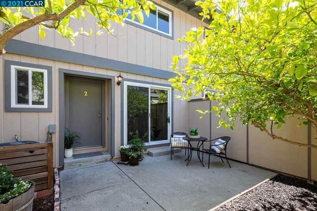 2129 Ascot Dr 2, Moraga, CA 94556 (#CC40961309) :: The Goss Real Estate Group, Keller Williams Bay Area Estates