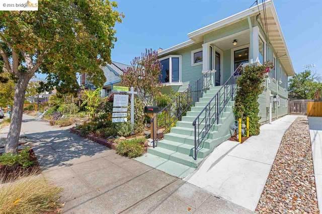 2737 Mathews St, Berkeley, CA 94702 (#EB40961314) :: The Gilmartin Group