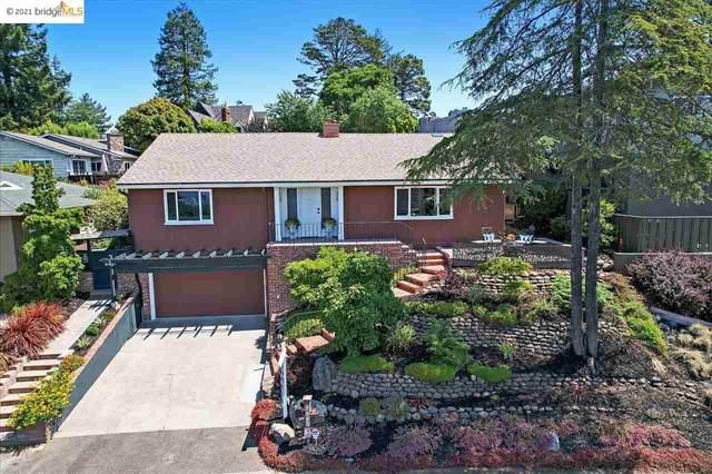 6114 Estates Dr, Oakland, CA 94611 (#EB40961325) :: The Gilmartin Group