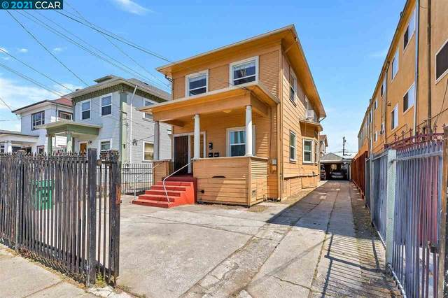 1522 27Th Ave, Oakland, CA 94601 (#CC40961340) :: The Gilmartin Group