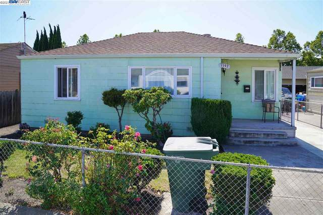 1397 Marybelle Ave, San Leandro, CA 94577 (#BE40961346) :: The Gilmartin Group
