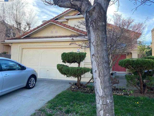 2262 Bayberry Cir, Pittsburg, CA 94565 (#BE40961351) :: The Gilmartin Group