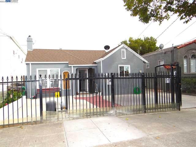 1434 Havenscourt Blvd, Oakland, CA 94621 (#BE40961367) :: The Goss Real Estate Group, Keller Williams Bay Area Estates