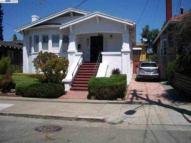636 56Th St, Oakland, CA 94609 (#BE40961384) :: Paymon Real Estate Group