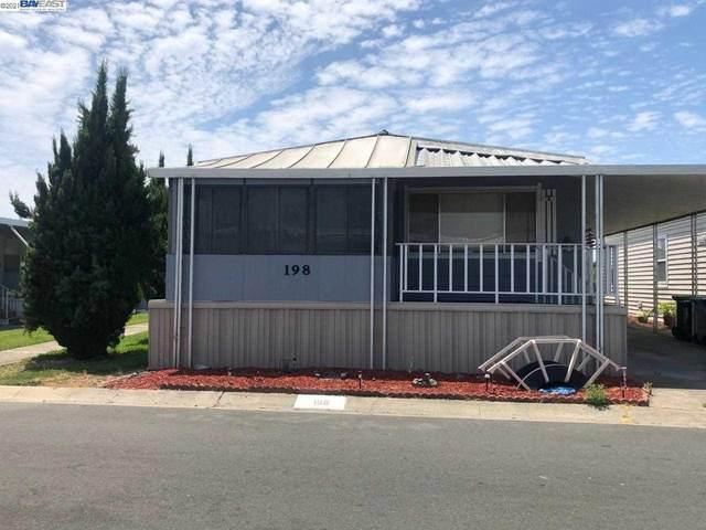 4141 Deep Creek Rd #198 198, Fremont, CA 94555 (#BE40961424) :: Paymon Real Estate Group