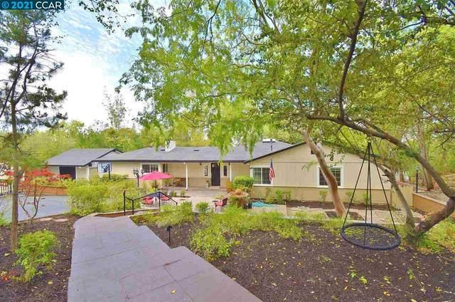 188 Miramonte Road, Walnut Creek, CA 94597 (#CC40961425) :: Alex Brant