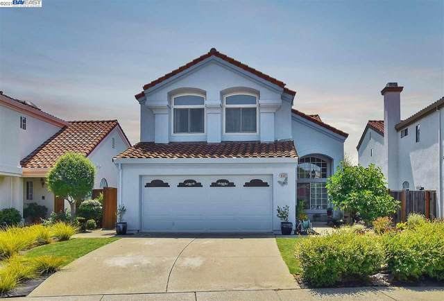 6593 Crestwood Dr, Castro Valley, CA 94552 (#BE40961432) :: The Gilmartin Group