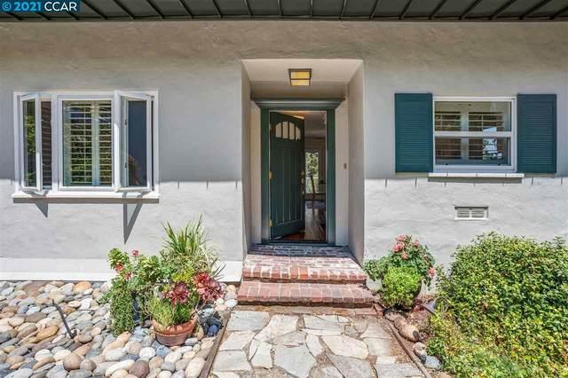 35 Underhill Rd., Orinda, CA 94563 (#CC40961491) :: Paymon Real Estate Group