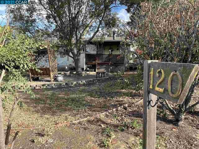 120 Clipper Lane, Martinez, CA 94553 (#CC40961495) :: Alex Brant