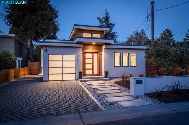3751 El Centro St, Palo Alto, CA 94306 (#CC40961501) :: The Kulda Real Estate Group