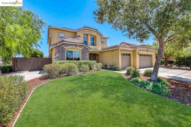 157 Copper Knoll Way, Oakley, CA 94561 (#EB40961584) :: The Gilmartin Group