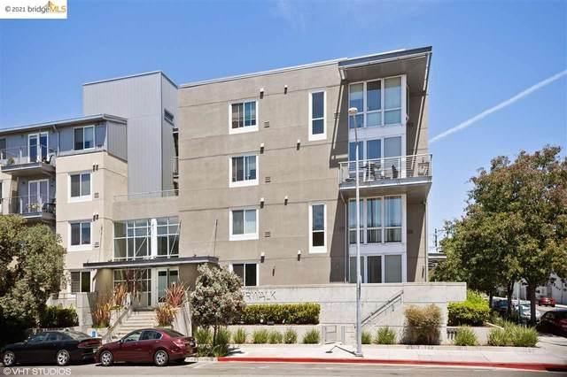 3090 Glascock St 102, Oakland, CA 94601 (#EB40961583) :: Strock Real Estate