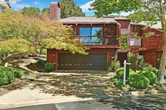 152 Ravenhill Road, Orinda, CA 94563 (#BE40961614) :: The Kulda Real Estate Group