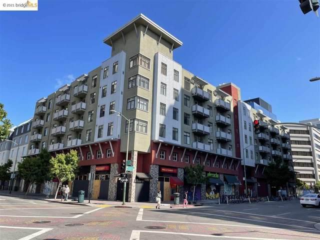 989 Franklin St 310, Oakland, CA 94607 (#EB40961626) :: The Kulda Real Estate Group