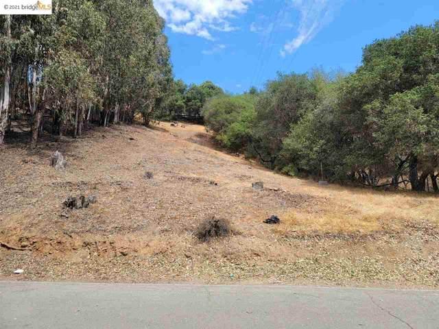 0 Old Dublin Road, Castro Valley, CA 94552 (#EB40961652) :: The Gilmartin Group