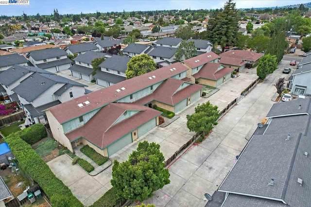 599 Blossom Way, Hayward, CA 94541 (#BE40961683) :: The Sean Cooper Real Estate Group