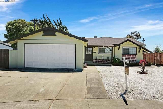 1528 Seaver Ct, Hayward, CA 94545 (#BE40961709) :: Real Estate Experts