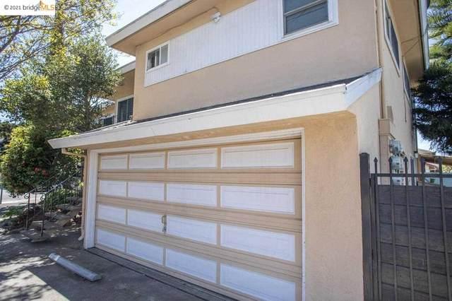 2621 Fruitvale Ave, Oakland, CA 94601 (#EB40961737) :: The Gilmartin Group