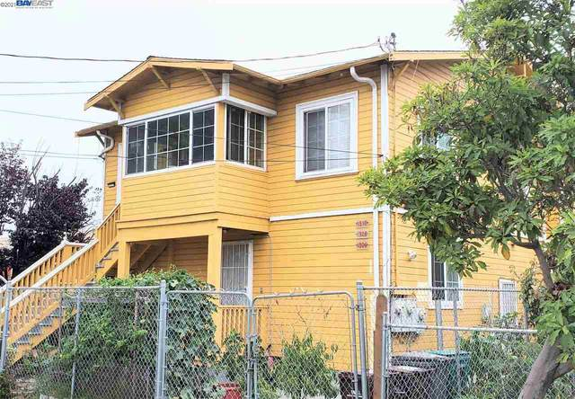 1310 31St Ave, Oakland, CA 94601 (#BE40961734) :: The Gilmartin Group
