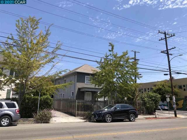 3055 Shattuck Ave, Berkeley, CA 94705 (#CC40961744) :: The Gilmartin Group