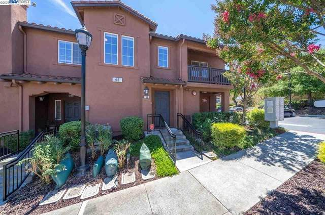 46 Meritage Cmn 200, Livermore, CA 94551 (#BE40961746) :: The Sean Cooper Real Estate Group