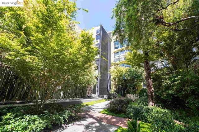 1510 Park Ave 302, Emeryville, CA 94608 (#EB40961752) :: The Sean Cooper Real Estate Group