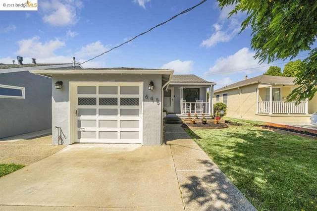645 6th Avenue, San Bruno, CA 94066 (#EB40961761) :: The Sean Cooper Real Estate Group