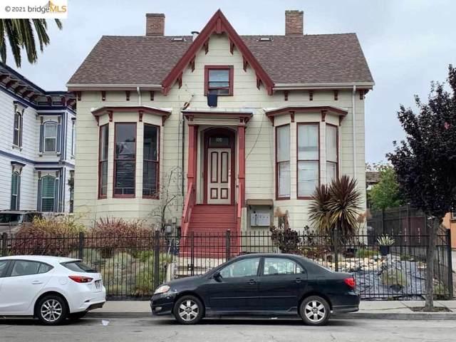 964 18th Street, Oakland, CA 94607 (#EB40961778) :: The Kulda Real Estate Group