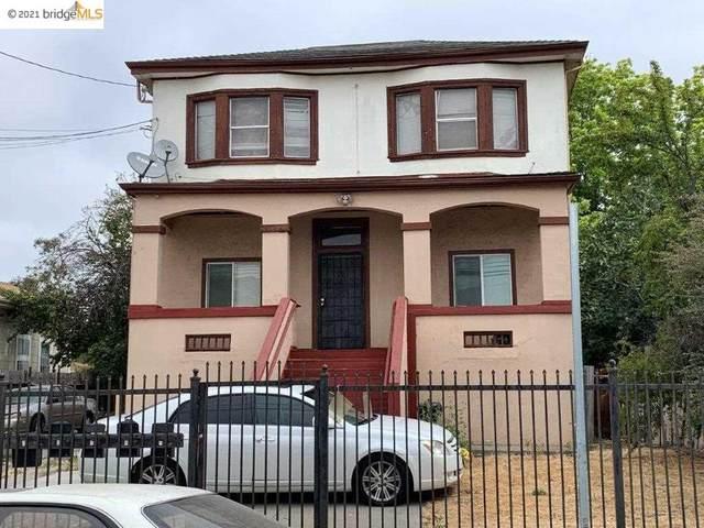 964 34th Street, Oakland, CA 94608 (#EB40961781) :: The Kulda Real Estate Group