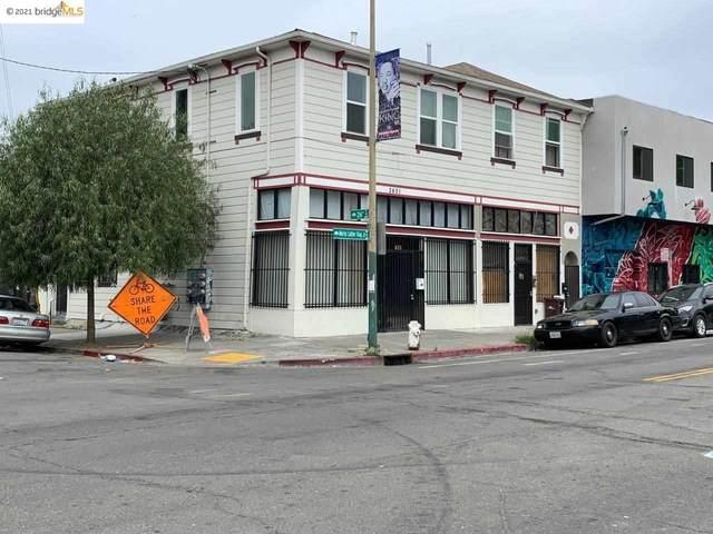2601 Martin Luther King Jr Way, Oakland, CA 94612 (#EB40961783) :: Alex Brant