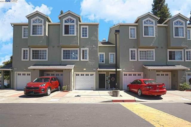 21 Crystal Gate Ct, Hayward, CA 94544 (#BE40961799) :: The Gilmartin Group