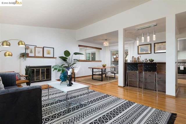 2022 Harper St, El Cerrito, CA 94530 (#EB40961825) :: The Kulda Real Estate Group