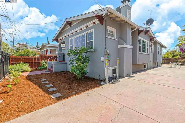 6231 Avenal Ave, Oakland, CA 94605 (#BE40961838) :: The Kulda Real Estate Group