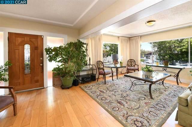 3021 Tremont St, Berkeley, CA 94703 (#CC40961853) :: Olga Golovko