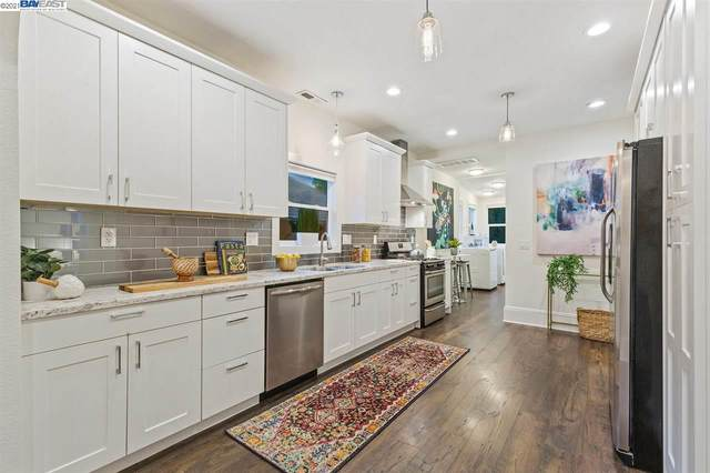 734 31st Street, Oakland, CA 94609 (#BE40961869) :: The Gilmartin Group