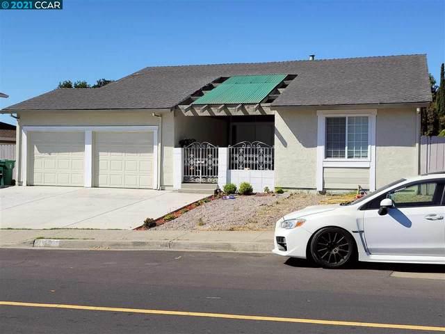 115 Manzanita Pl, Hercules, CA 94547 (#CC40961960) :: Strock Real Estate