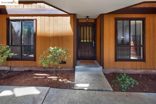 16343 Saratoga St 102E, San Leandro, CA 94578 (#EB40962092) :: Alex Brant