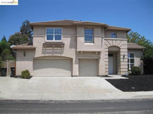 5028 Nortonville Way, Antioch, CA 94531 (#EB40962113) :: The Sean Cooper Real Estate Group