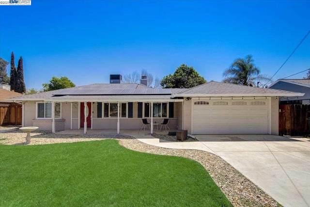 2057 Sherman Dr, Pleasant Hill, CA 94523 (#BE40962121) :: Intero Real Estate