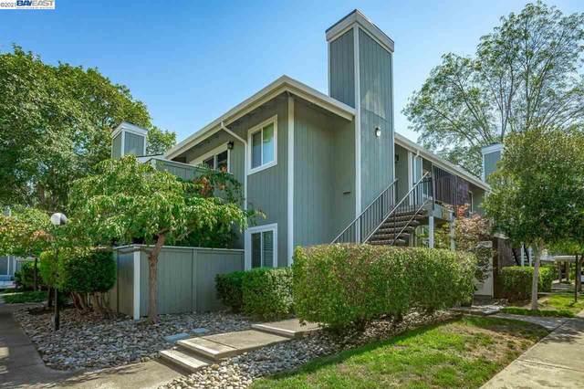 203 Compton Circle A, San Ramon, CA 94583 (#BE40962119) :: The Gilmartin Group