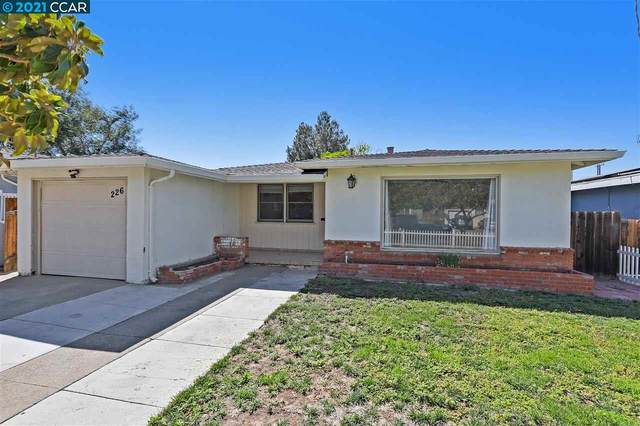 226 Dimaggio Ave, Pittsburg, CA 94565 (#CC40962159) :: Paymon Real Estate Group